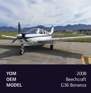 2008 G36 Bonanza