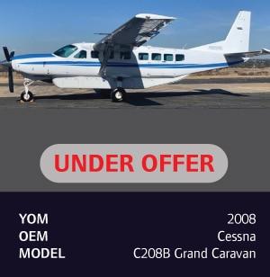 2008 Cessna Caravan 208B Grand