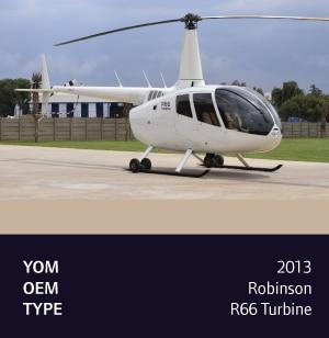 2013 Robinson R66