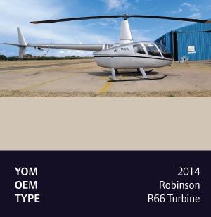 2014 Robinson R66