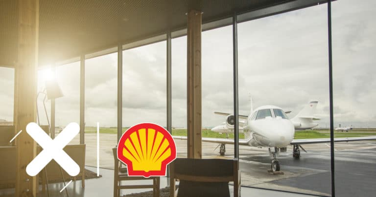 Luxaviation Shell strategic collaboration