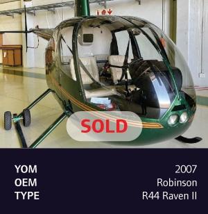 2007 Robinson R44